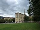 Les bâtiments